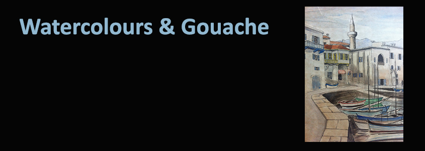 Watercolours & Gouache