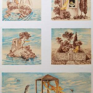 """Fantasy Island"" by Nikos Angelidis"