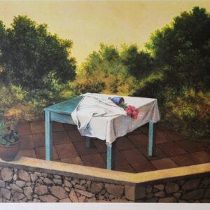 Angelidis Secret Garden and Table