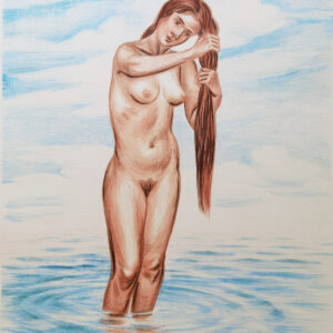 Nude by Nikos Angelidis